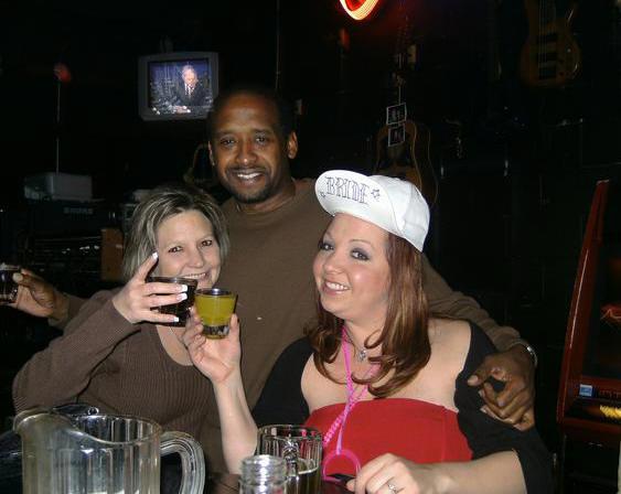 Chel, Randall, &  Tiff