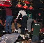 Dancin' on the Bar