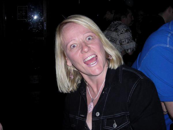 Kooky Scottish Anne...We love her!